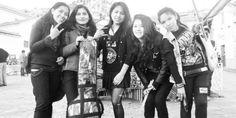 Tóxicas: Punk Rock con ovarios en el Cusco. Entrevista, fotos y videos de la banda punk rock cusqueña Tóxicas. Lee, comenta y comparte la música de estas 5 féminas igualistas.