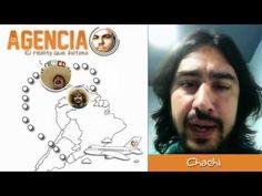 """""""La Agencia"""" - Chachi. Hicimos un reality para que un representante de Córdoba viajase a las oficinas de Bogotá y México DF. Este fue uno de las candidatos."""