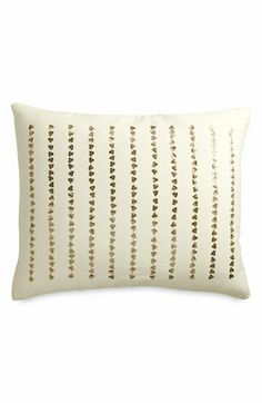Donna Karan 'Metal Chips' Pillow available at #Nordstrom