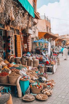 The 7 most inspiring things to do and see in Marrakech without the crowds. : things to do in Marrakech Planning your next trip to this beautiful city? Check out these 7 best things to do in Marrakech without the crowds. Marrakech Travel, Marrakech Morocco, Morocco Travel, Africa Travel, Tangier, Visit Marrakech, Visit Morocco, Vietnam Travel, Disney California Adventure