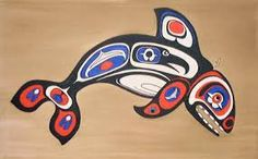 Image result for native orca painting