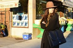 the hat. the bag. <3 tommy ton for club monaco!