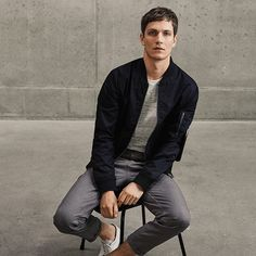 Casual elegance defines our PRM brand | JACK & JONES