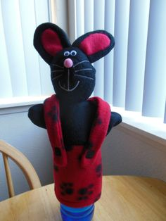 Hey, I found this really awesome Etsy listing at https://www.etsy.com/listing/199728165/black-bunny-rabbit-hand-fleece-hand