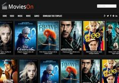 Best Free Blogger Templates For Movie Site 2016