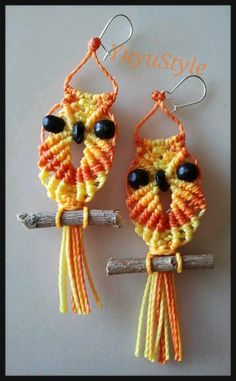 Best 11 Macrame Owl necklace for mom Gift for Her – SkillOfKing.