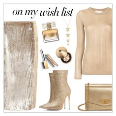 """#PolyPresents: Wish List"" by amchavesj-1 ❤ liked on Polyvore featuring Dries Van Noten, MICHAEL Michael Kors, Mulberry, Burberry, Sephora Collection, Givenchy, Latelita, contestentry and polyPresents"