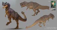 ArtStation - cerato rex, Jonathan Kuo