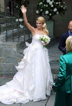 Hunziker e Trussuardi sono moglie e marito: foto Foto Vita da Vip - Foto e Gossip by GossipNews - www.gossip.it