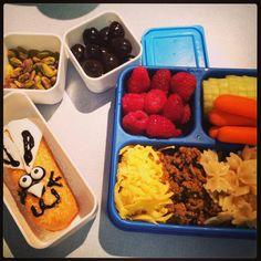 School lunch #4 #coldlunchideas
