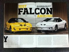 AWESOME ARTICLE IN GMHIGH-TECH MAGAZINE ABOUT PAUL FALCON, LS1EXCITEMENT SHOP WITH DYNO