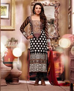 Shivam 1800 series catalog of karishma Kapoor includes  6 pc of average rate Rs.2487/- book ur order now
