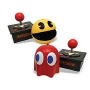 Pac-Man Small Remote Control Toy Half Case -   Its Pac-Man vs. Blinky! Half-case includes 3 Pac-Man Small Remote Control Toys. Move these R/C vehicles in 4 directions. Feature authentic Pac-Man gaming sound effects! Bring the fun of the classic video game Pac-Man to your living-room floor with these Pac-Man Small Remote Control...