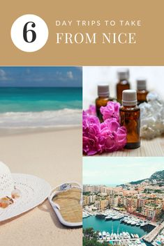 Get yourself on a day trip while you're on in and make the most of what the glorious surrounding areas have to offer! French Riviera, Day Trips, Villa, France, Nice, Amazing, Holiday, Vacations, Holidays