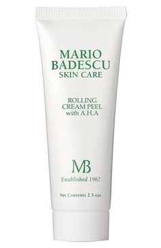 Mario Badescu Rolling Cream Peel with A.H.A. available at #Nordstrom