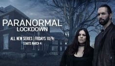 'Paranormal Lockdown' Features Ghost Hunting Stars Nick Groff And Katrina Weidman