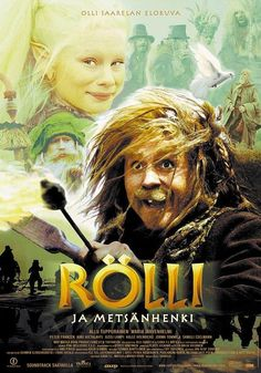 Rollo and the Woods Sprite (2001)