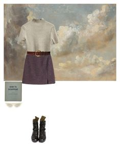 """""""Disparue"""" by thewitchishere on Polyvore featuring Carven, Polo Ralph Lauren and Kuboraum"""