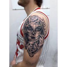Vida Loca Tattoo Bolton - Corpse Bride  #tattoo #tattooartist  #tattoodesign #vidalocatattoo #tattoos #tattooideas #femaletattoo #maletattoo #blackandgrey