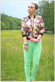 OOTD: Flowers for a gloomy day ~ By Dee make-up and more
