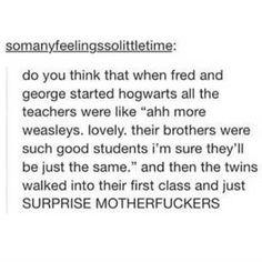 Tumblr vs Harry Potter