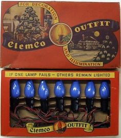 Rare fabulous vintage pifco 20 fairytale christmas tree lights ...