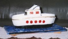 Bolo barco