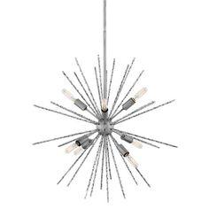 Chandelier Lighting, Modern Lighting, Light Fixtures, Beautiful Homes, Mid-century Modern, Glow, Ceiling Lights, Vintage, Dining Rooms