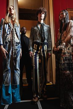 CR Fashion Book - PETER DUNDAS' BOHEMIAN RHAPSODY