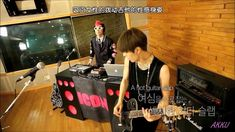 ICON NOMINWOO ノ・ミヌ 노민우 「ROCKSTAR」 130927【HD】