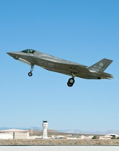 In July and August of test aircraft operated from Edwards AFB, Calif., for airstart testing. F35 Lightning, Stealth Bomber, Work Family, Marine Corps, Military Aircraft, Law Enforcement, Air Force, Fighter Jets, Fort Worth