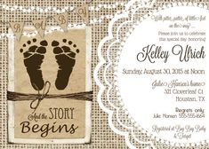 More from the shop MissBlissInvitations