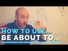 """How to use """"Be about to"""" - English Grammar English Grammar, Being Used, How To Find Out, Family Guy, Teaching, Youtube, Fictional Characters, Education, Fantasy Characters"""