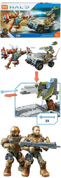 Mega Bloks Construx Halo UNSC 12 weapons Energy Sword lot block toy *New Unused*