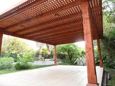 Pergola For Small Backyard Pergola Swing, Backyard Pergola, Pergola Plans, Pergola Kits, Pergola Ideas, Backyard Kitchen, Outdoor Kitchen Design, Patio Design, Barbacoa