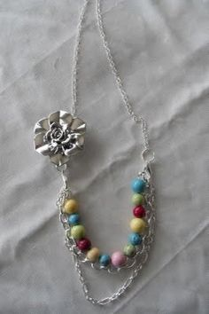 DIY Necklace with Sumos Sweet Stuff
