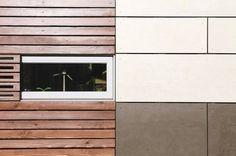 2 rainscreen applications - wood horizontal siding & cement board