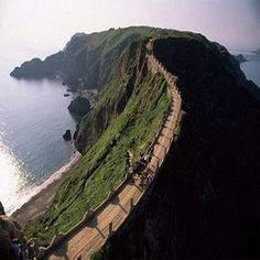 Sark, Channel Island  - oh, how I would love to visit Sark.