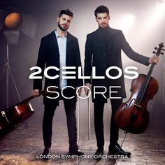 my #botm [band of the month] and all time fav, Two Cellos is releasing a double LP! SCORE. that means NEW VINYL!   preorder yours now at twocellos.com    about.me/rochellefoles