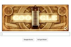 127. Geburtstag: Google ehrt Seismologin Inge Lehmann mit Doodle Inge Lehmann  #IngeLehmann