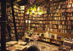 Shakespeare and Co. Bookstore    in Paris