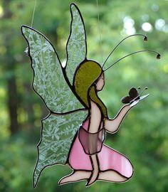 Défi Septembre Créatures Féeriques: Fée Papillon . : Accessoires de maison par atelier-du-lestage