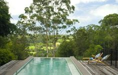 Byron Bay Holiday House: Ammamead - Hinterland classic white