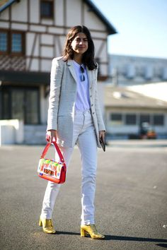 The Latest Street Style Shots From Paris Fashion Week