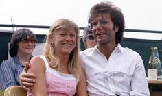 Cliff and Sue Barker