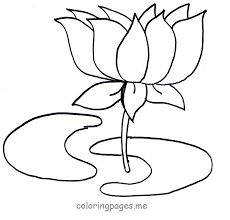 simple flower drawing outline Google Search Wine