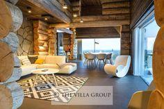 Luxury Villas to Rent in Finland Kittila Holiday Villa Rentals Beautiful Living Rooms, Cozy Living Rooms, Living Room Modern, Interior Design Photos, Interior Design Inspiration, Cabin Design, House Design, Glass Cabin, Style Rustique