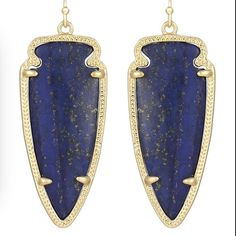 ISO Kendra Scott Lapis ISO Kendra Scott Lapis Skyler earring. Lost one while moving. If you're selling anything else in this color, I'm interested! Kendra Scott Jewelry
