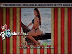 Roban prenda de 15 mil dolares a Jessica Pereira #Video @jessicapereirag | Cachicha.com