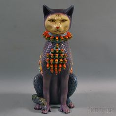 Sergio Bustamante (Mexican, b. 1942) Cat. | Sale Number 2686M, Lot Number 468 | Skinner Auctioneers